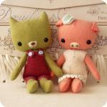 Pocket Pals - Piggy and Kitty PDF P..