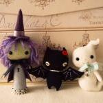 SALE - Halloween Ghost Ornament PDF..