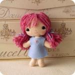 Doll pdf Pattern, Doll Pattern, Plu..