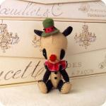 Circus Stufflings - Dog and Bear pd..
